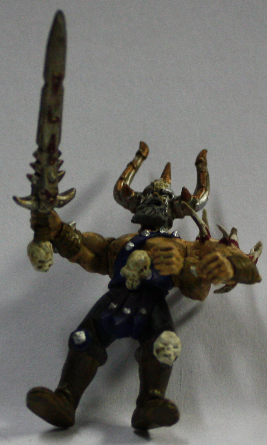 Front View of Marauder