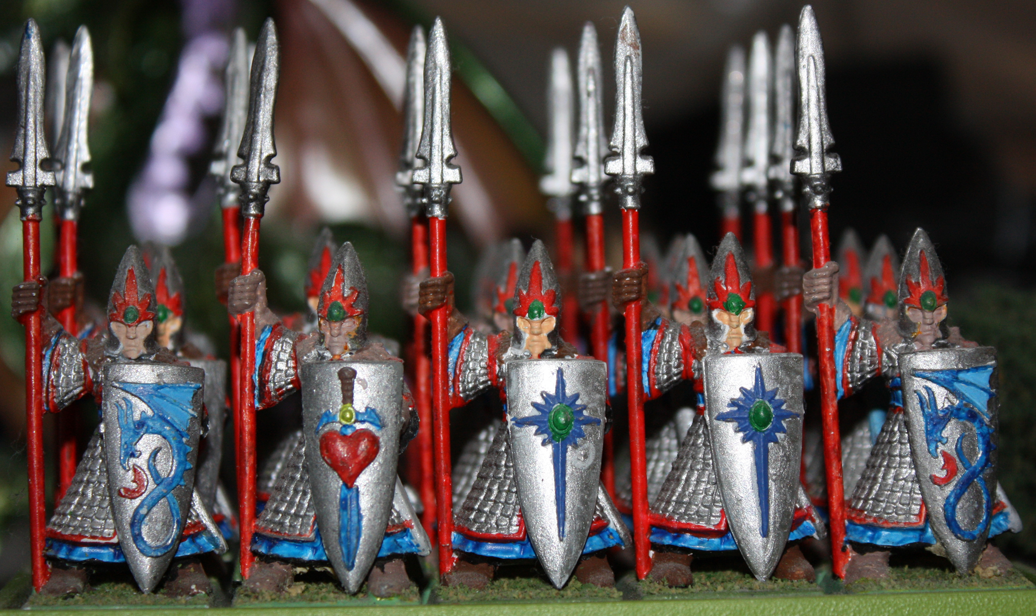 Unit of Spearmen
