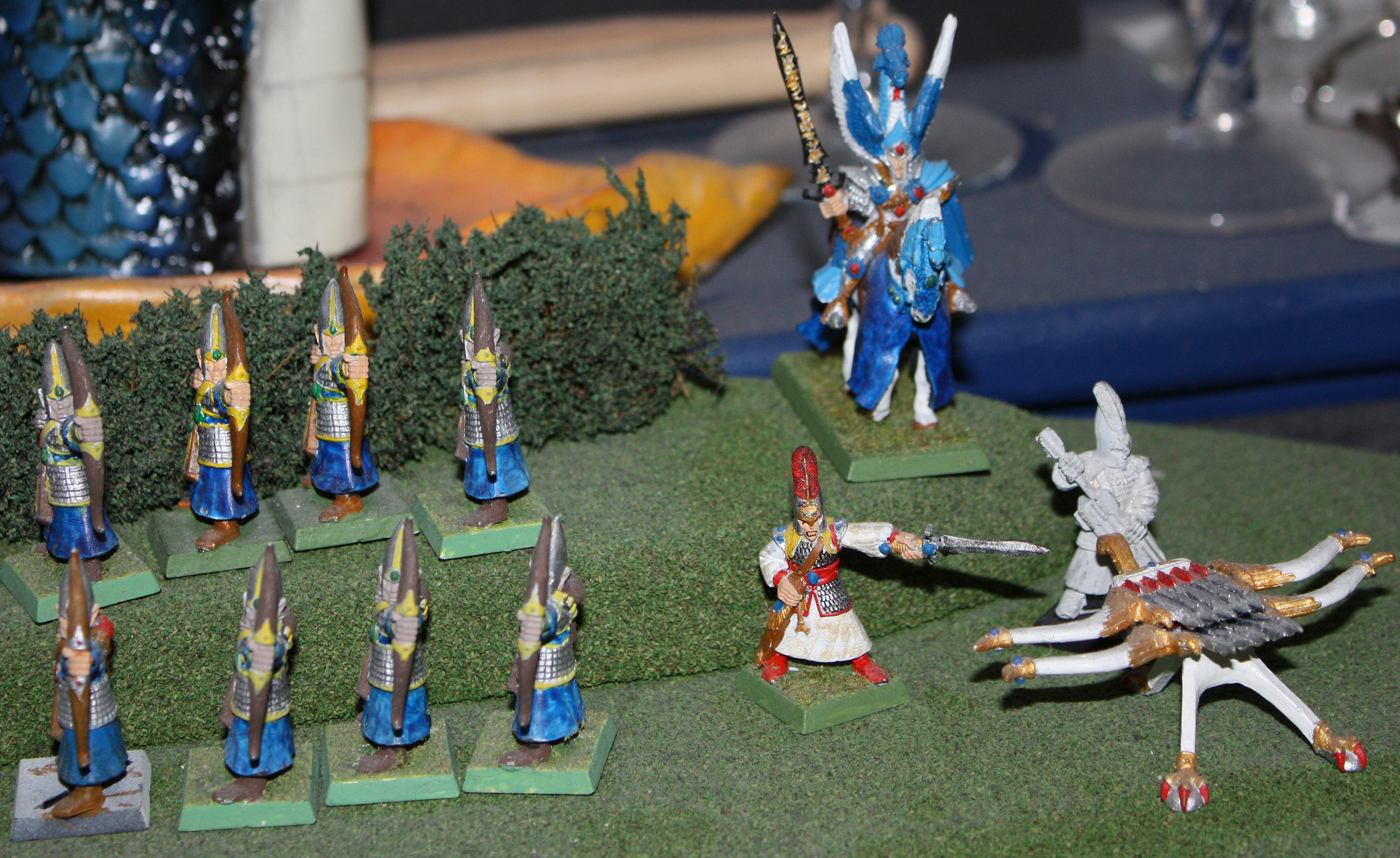 High Elf Group