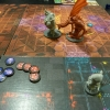 Epic Battle Between the Bear (Druid) and the Dragon